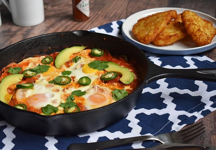 Huevos Rancheros Recipe Retail