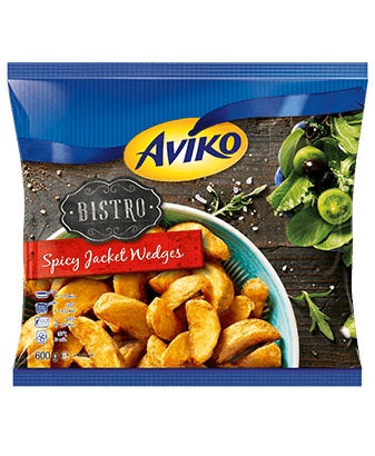 Pack Aviko Spicy Wedges
