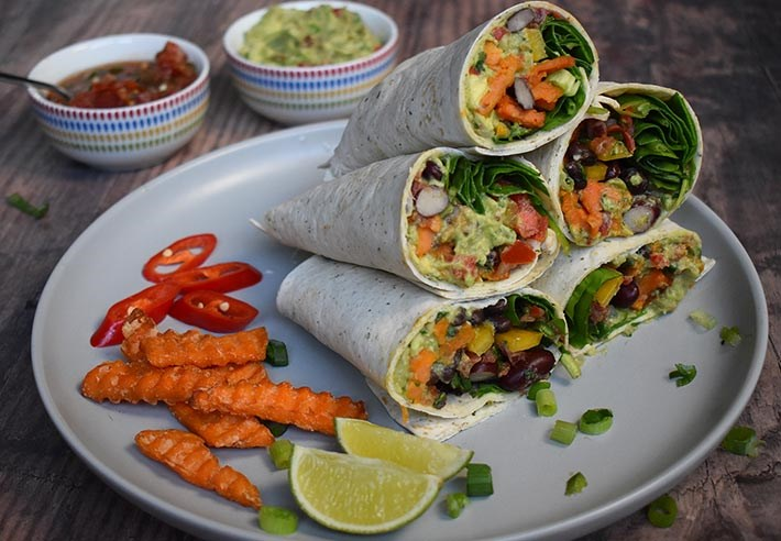 vegan-burrito-wraps-recipe
