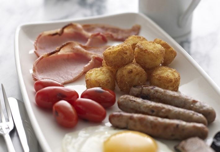 Fry-up with a Bite